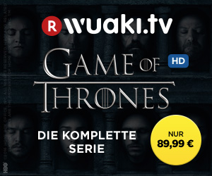 Game of Thrones – Komplettpaket für 89,99 €